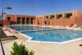 Arizona state university pool